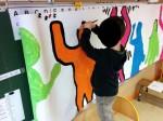 Portrait à la manière de Keith Haring - 03