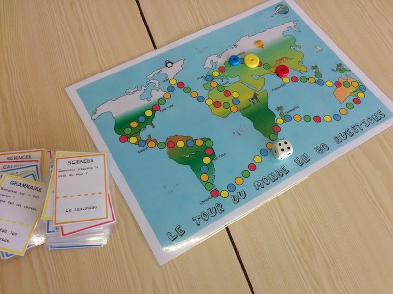 Le tour du monde en 80 questions